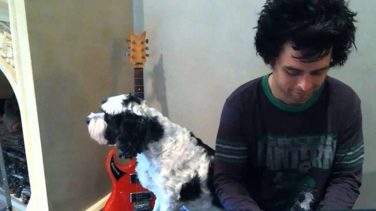 "Rocky Sings - ""Gloria"" with Billie Joe on Piano"
