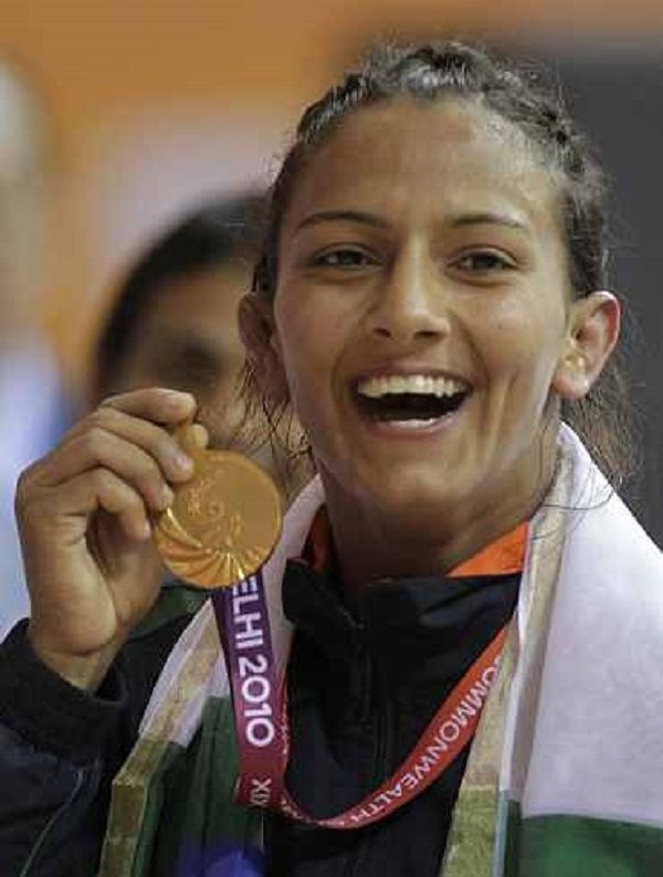 After being impressive throughout the tournament finally Geeta Phogat won one more Bronze medal for India and also added to her name while she outstanded her opponent at AWC-2015