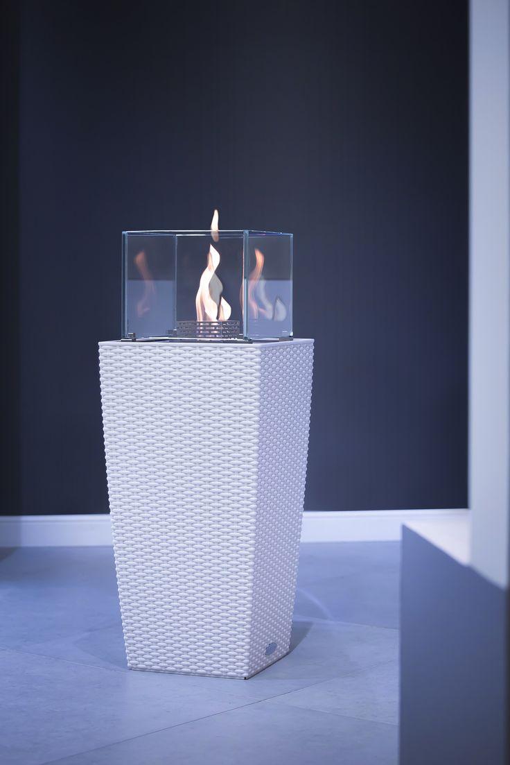 decoflame®Nice bio-ethanol fireplace