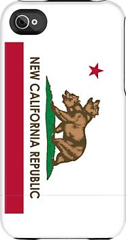 New California Republic Flag - FallOut: New Vegas by WhoMan10