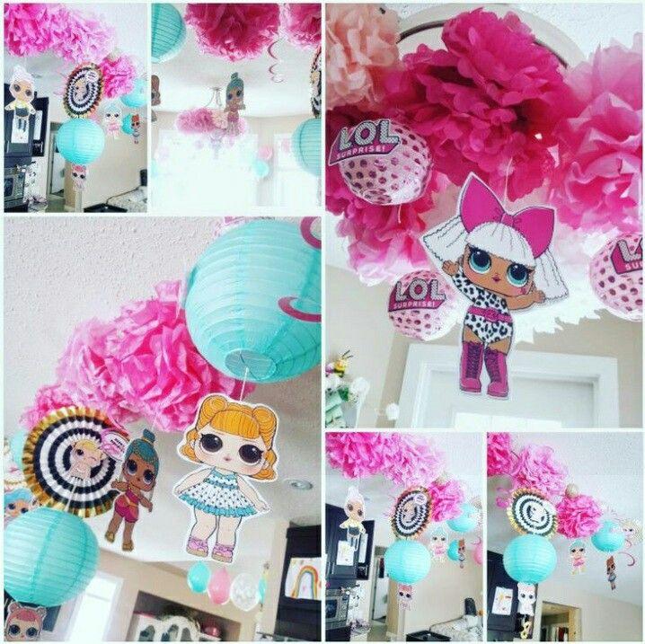 Lol Surprise Birthday Party. Lol Surprise Dolls. Lol