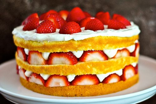 Strawberries ;there is no site for this but can see from the pic how to do it !very pretty..