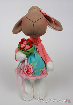 Lamb Doll  - free pattern