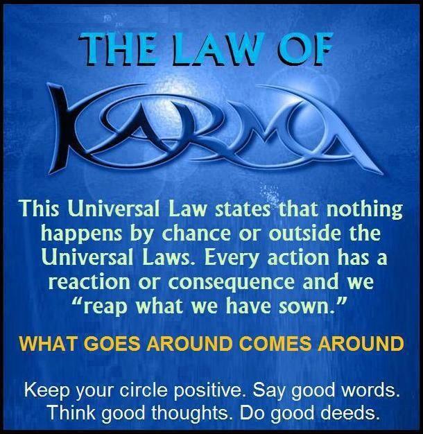 「The Law of Karma」的圖片搜尋結果