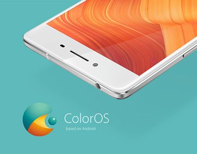 查看此 @Behance 项目: \u201cOPPO ColorOS - Official System Wallpaper\u201d https://www.behance.net/gallery/26904757/OPPO-ColorOS-Official-System-Wallpaper