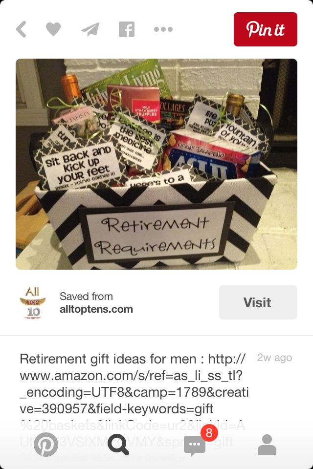 Retirement Dinner Party Ideas Part - 46: ... Retirement Dinner/party Ideas By Creatispraise. See More. Gift Basket