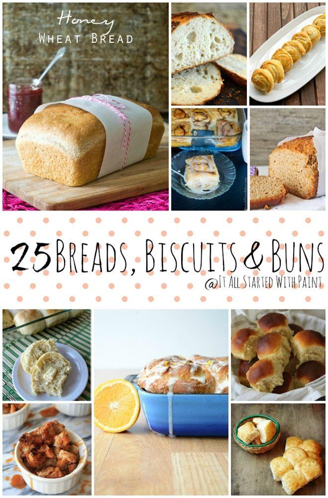 homemade-bread-recipes 2