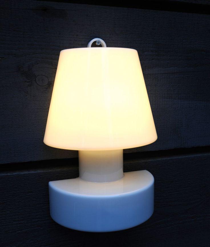 Neu!BLOOM! Wall portable lamp mit batterie LI-ION