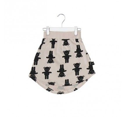 Bear Hug Drop Back Skirt