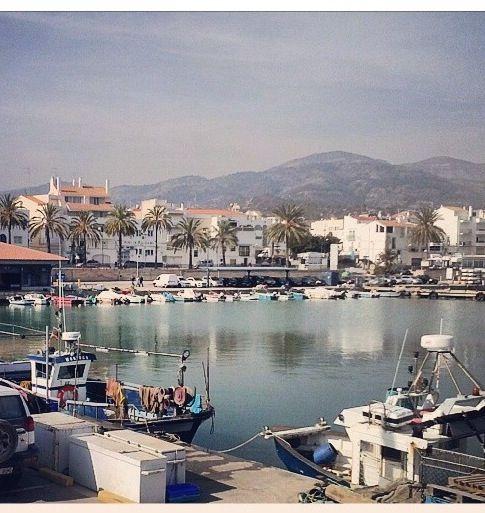 Preciosas vistas desde el puerto