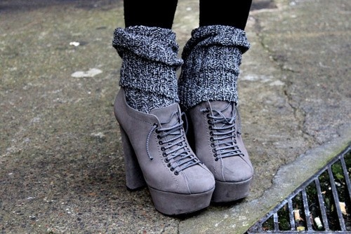 pretty: Fashion, Style, Clothes, Socks, Closet, Heels, Boots, Shoes Shoes, Leg Warmers