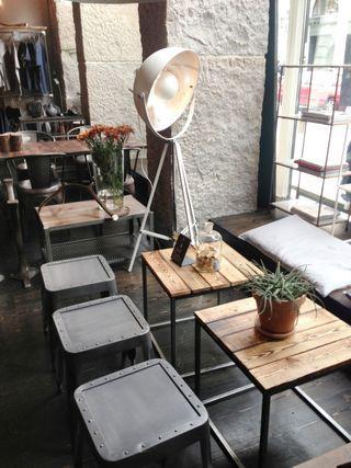 Ugens alternative: Kaffe og indkøb hos Clarrods Interior