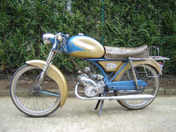 FLANDRIA Ultra Sport | 50cc | Pinterest | 50cc moped and ...