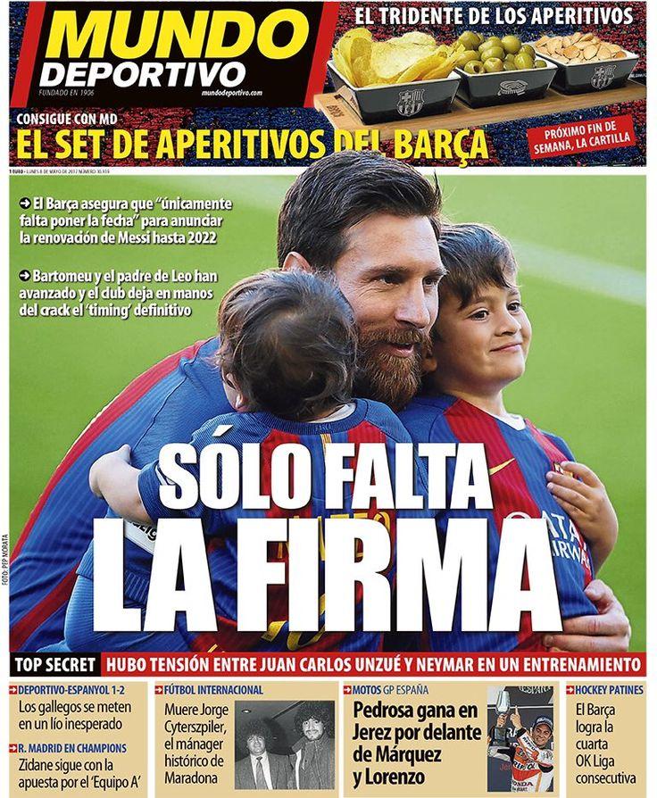 (44) Twitter Mundo deportivo, Messi, Deportes