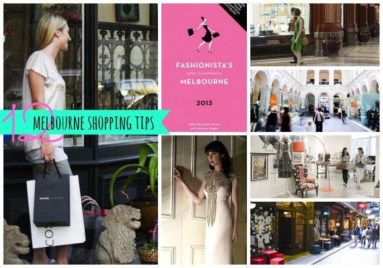 12 Melbourne Shopping Tips | www.stylingyou.com.au