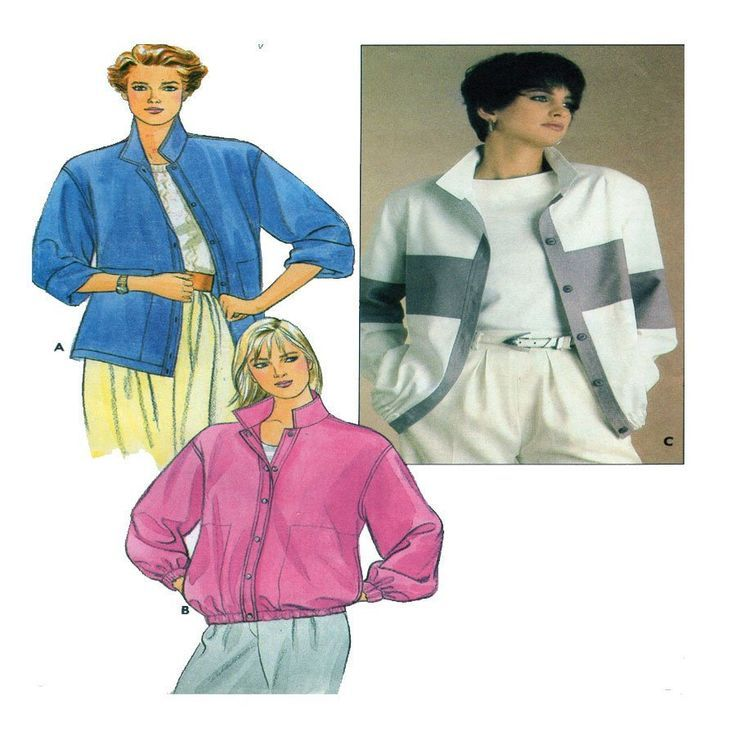 Butterick 3184, Women's Sportswear, Pattern …