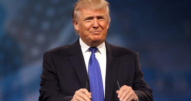 """Donald Trump will die US-Armee als stärkste der Welt erhalten. Aber er möchte diese nur zur Verteidigung und gegen den IS einsetzen. Auf einer Veranstaltung im Rahmen seiner """"Dankestour"""" bekräftigte Trump seine Absicht, die US-Außenpolitik neu auszurichten."""