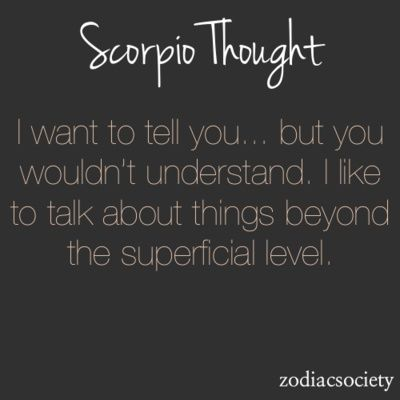 Zodiac Scorpio Quotes 2017 With Cards ~ The Best Collection of Quotes