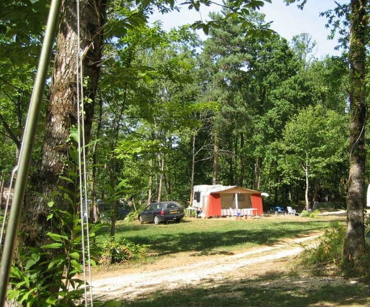 Camping Le Pech Charmant