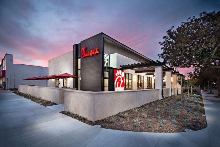 Chick-fil-A Restaurant by CRHO, Pasadena – California » Retail Design Blog