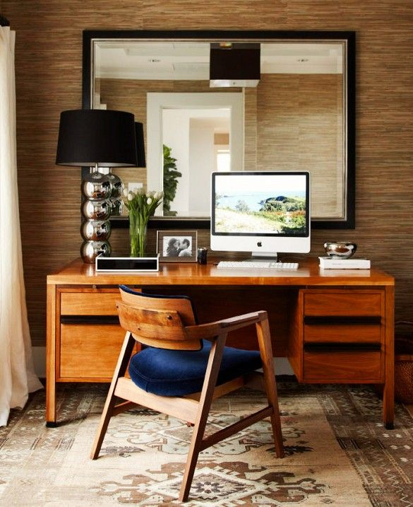The secrets to creating the ultimate home office for Ultimate office design