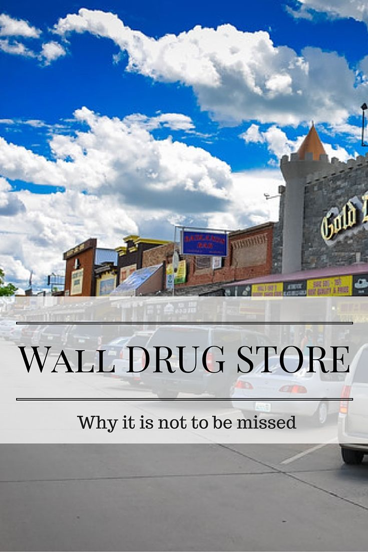 Who would have thought that a drug store in the middle of nowhere could become such a popular tourist attraction for millions of visitors every year? That's exactly what has happened to the wonderfully acclaimed Wall Drug Store in the heart of South Dakota.