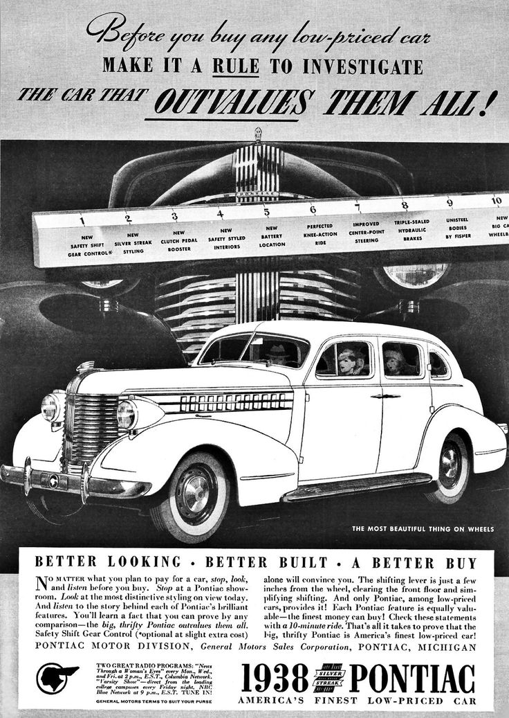 140 best 1938 Pontiac images on Pinterest | Vintage cars, Cars and ...