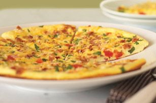 So-Easy Skillet Frittata recipe