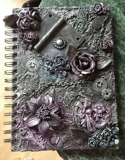 1000 ideas about journal covers on pinterest leather for Art and craft file cover decoration
