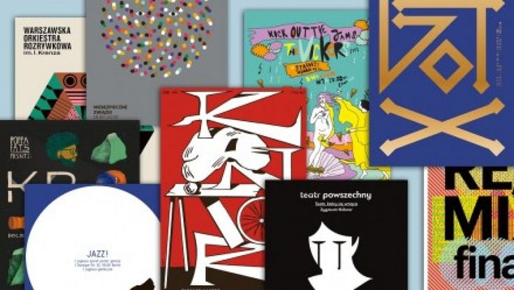 Today marks the beginning of the EYE ON POLAND graphic design exhibition in Mumbai!