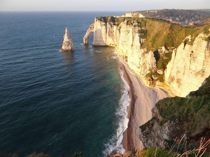 Обелиск или Игла, Нормандия, Франция