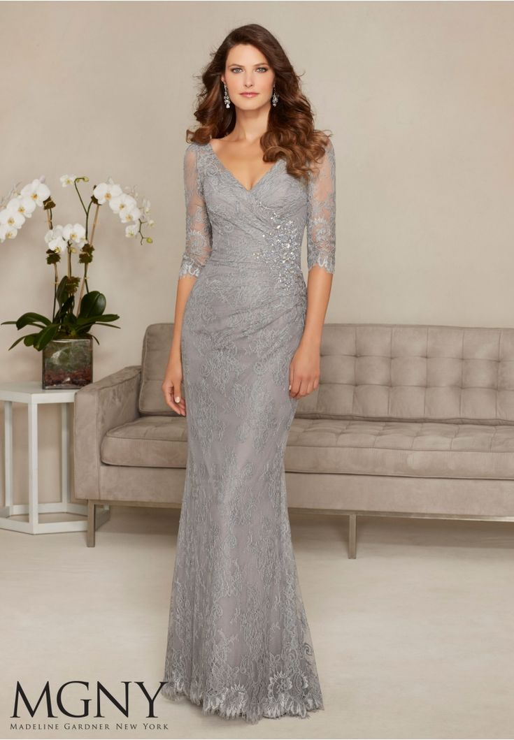 Evening Gowns and Mother of the Bride Dresses - Dress Style 71313