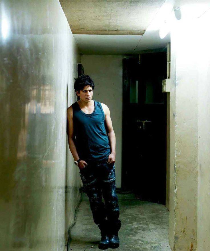 Shah Rukh Khan at the Photoshoot for GQ Magazine February 2010