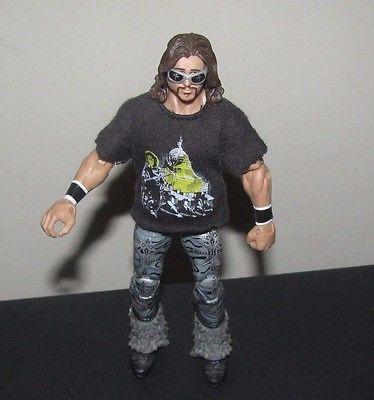 WWE Mattel Elite JOHN MORRISON Loose Wrestling Figure WWF Lucha Underground