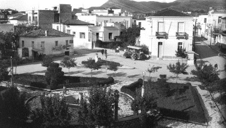 Οδός Χαρ. Τρικούπη στο Αγρίνιο