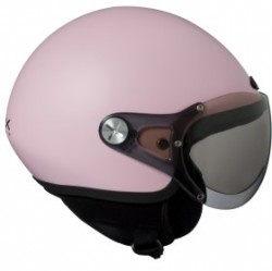 Casco X60 Kids Vision ( rosa soft)
