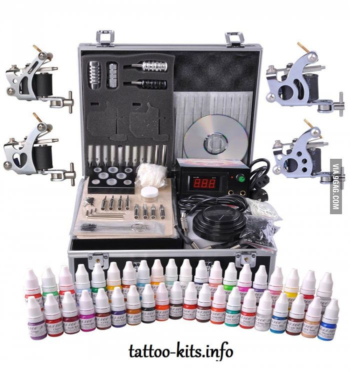 Cheap Tattoo Kits