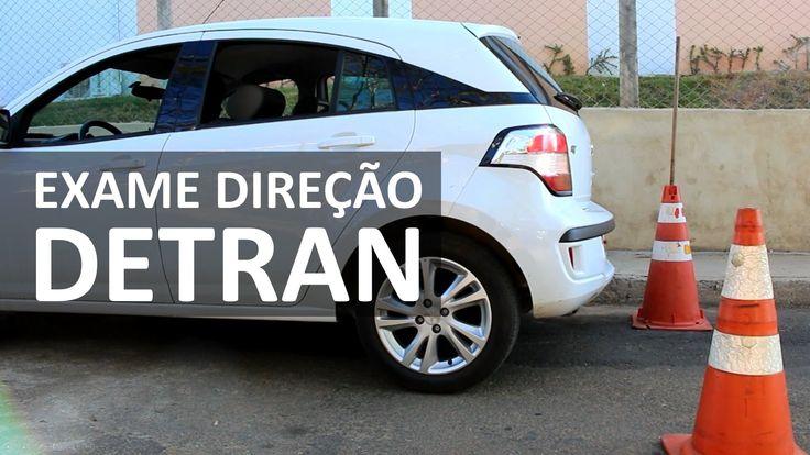 EXAME DE DIREÇÃO CARRO - Simulação de exame DETRAN