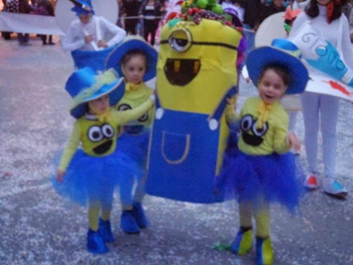 Top Oltre 25 fantastiche idee su Costumi minion su Pinterest  VV64
