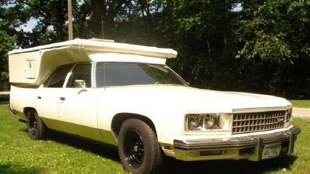1976 chevrolet caprice custom camper News, Videos, Reviews ...