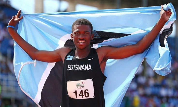 BREAKING: Karabo Sibanda Wins First Gold Medal for Botswana at the Olympics