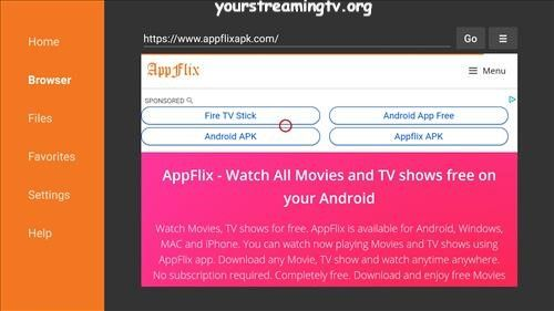 How To Install APPFLIX APK On All FireStick & Fire TV