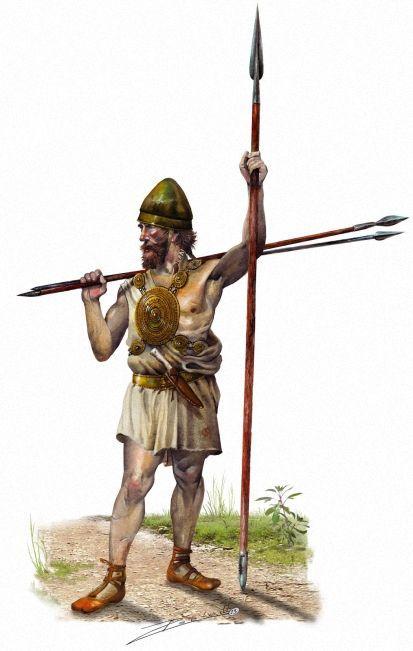 -0399 -0300 Íbero. Siglo IV aC, by Pablo Outeiral