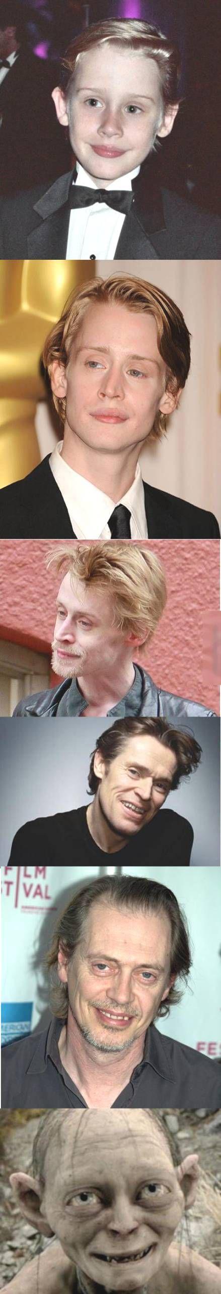 The Evolution of Macauley Culkin! So funny, so sad!