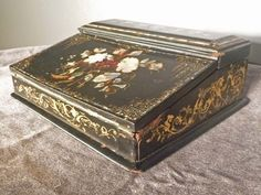 Image result for antique victorian lap tray