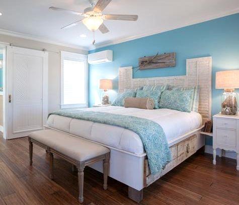 Beach Coastal Living Seaside Home Decor Coastal Beach Retreat Bedroom Pour La Maison
