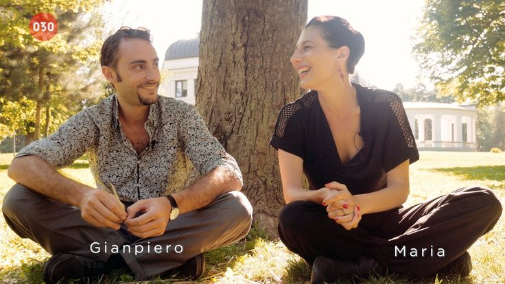Cabeceo Stories - Maria and Gianpiero