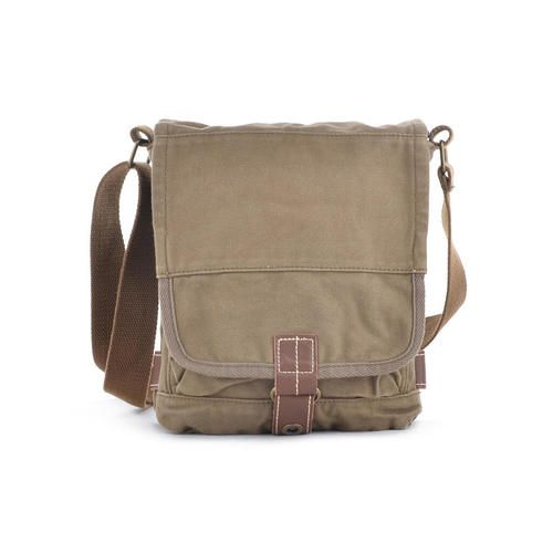 Gootium 21223AMG Cotton Canvas Cross Body Bag