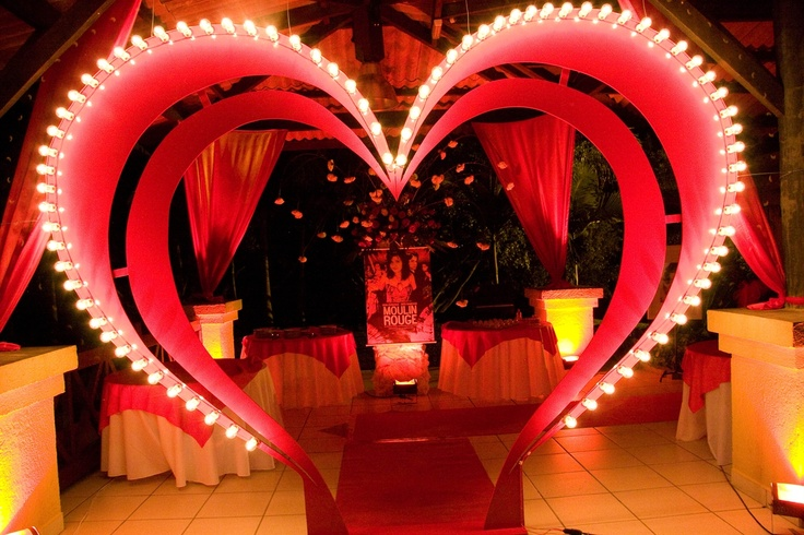 27 best PARTY THEME MOULIN ROUGE