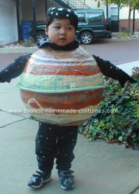 saturn planet costume skirt-#25
